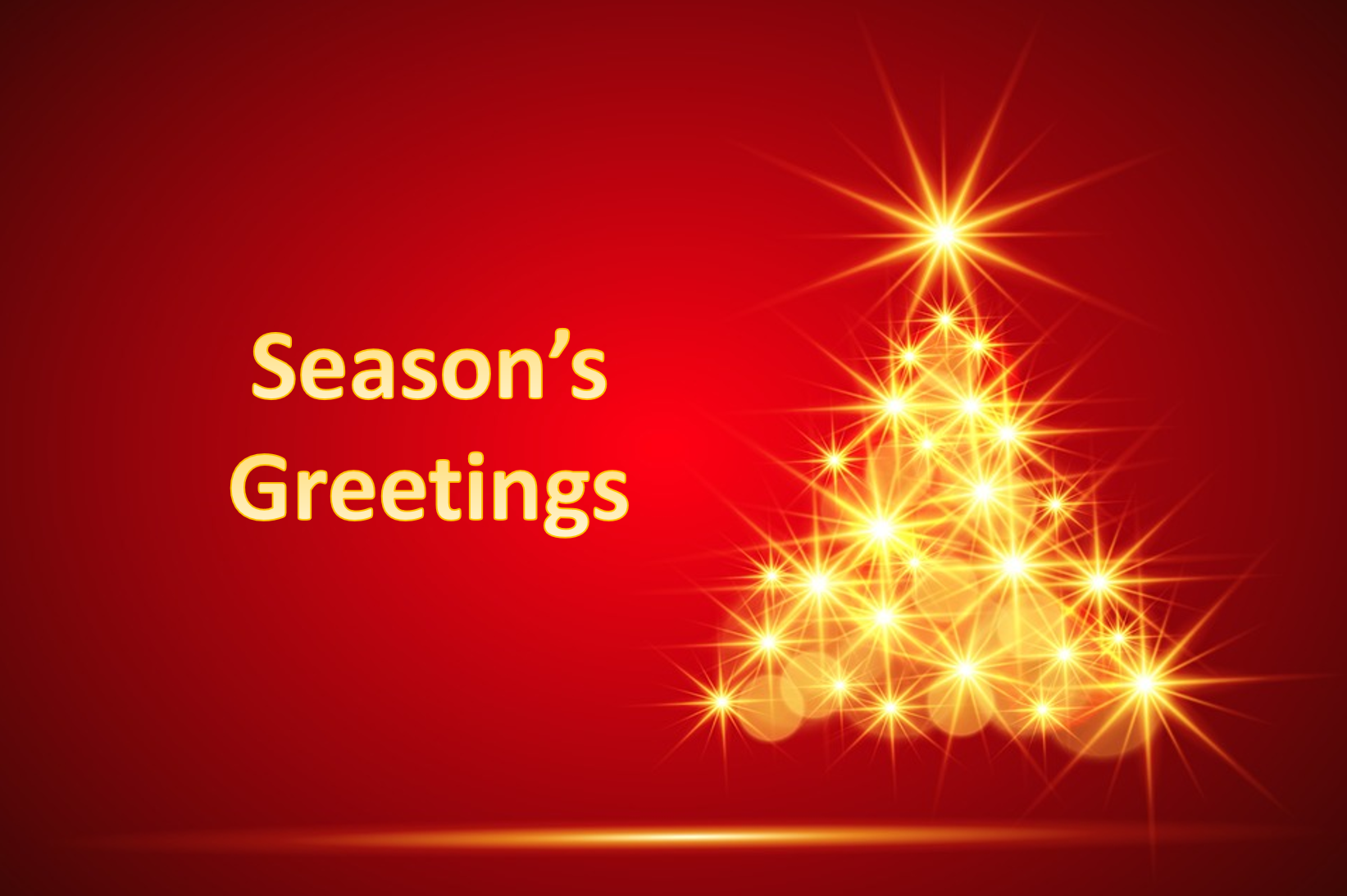 Season's Greetings from everybody at AC