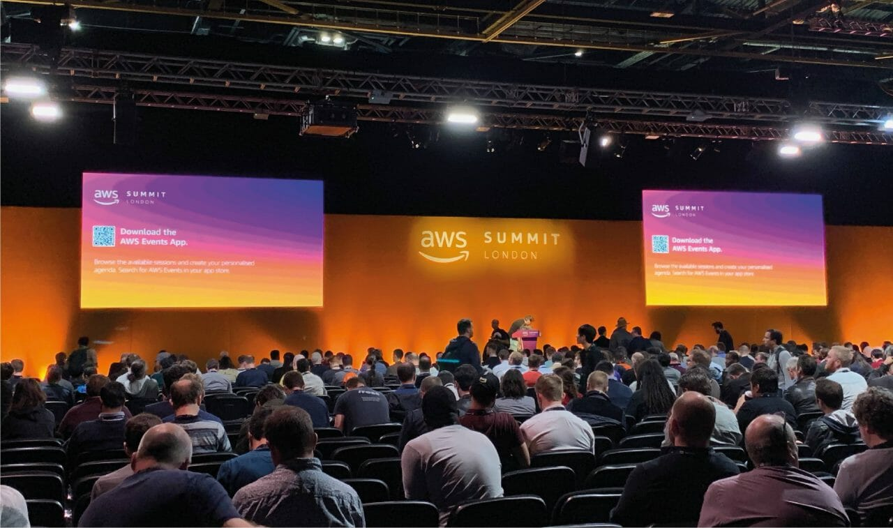 re:Visit the AWS Summit London 2019
