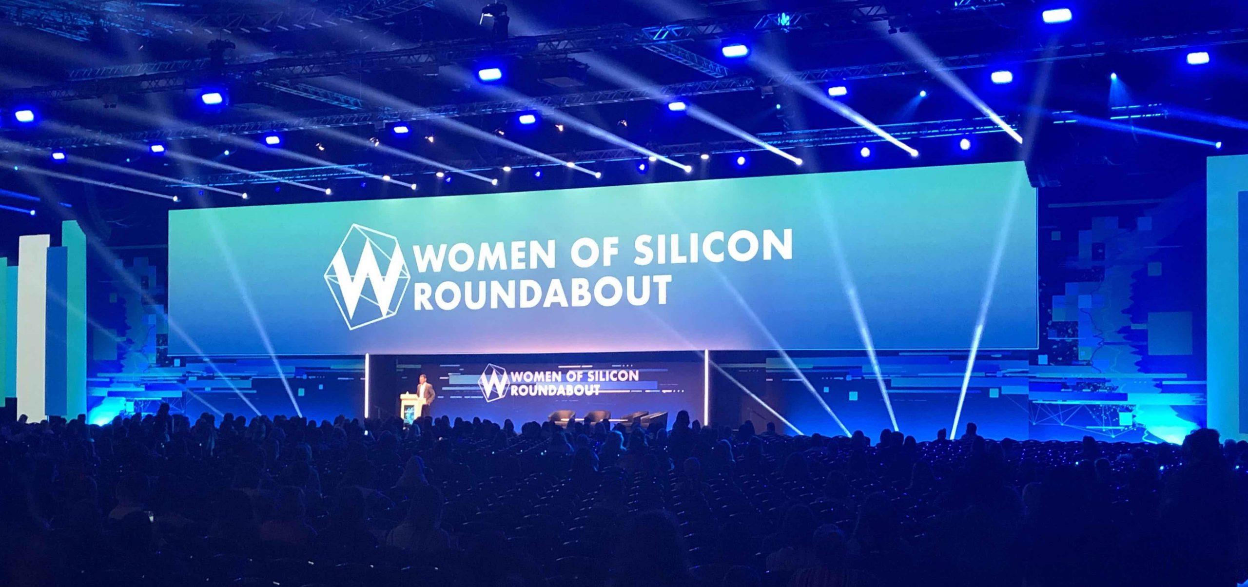2019 年硅环岛中的女性