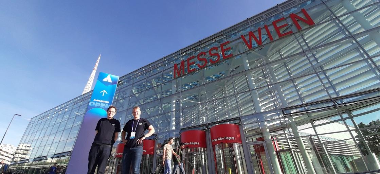 AC 参加维也纳 Atlassian 开源会议