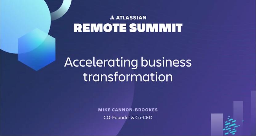 Atlassian 的主题演讲关键要点:年度峰会第二天