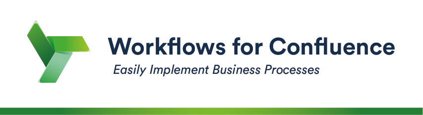 Workflows for Confluence: The Grand Reveal