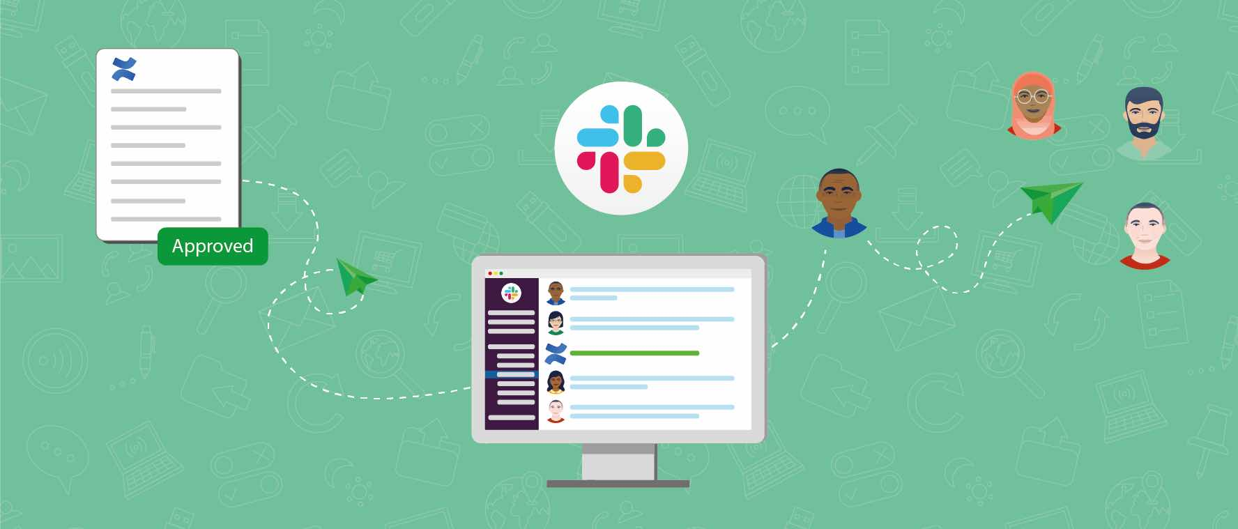 How to Maximise Your Confluence and Slack Integration