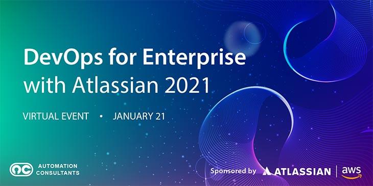 2021 年度企业 DevOps(开发运维):虚拟活动