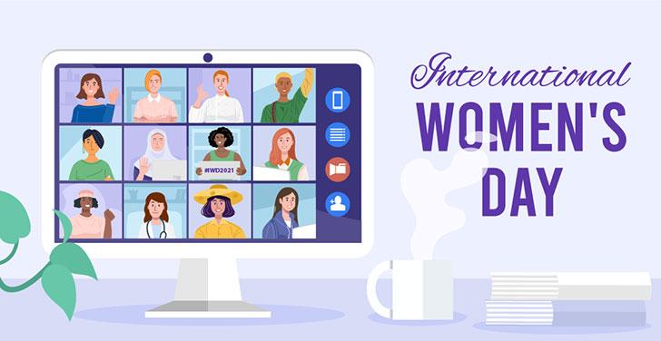 IWD 2021:我们技术界女性 #ChooseToChallenge 什么